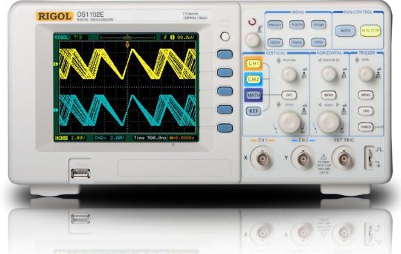 Máy hiện sóng số Rigol  DS1102E RIGOL