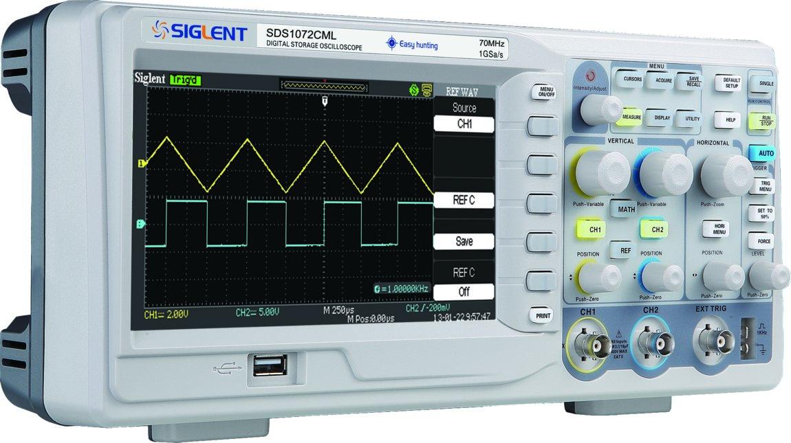 Máy hiện sóng số Siglent  SDS1072CML Siglent