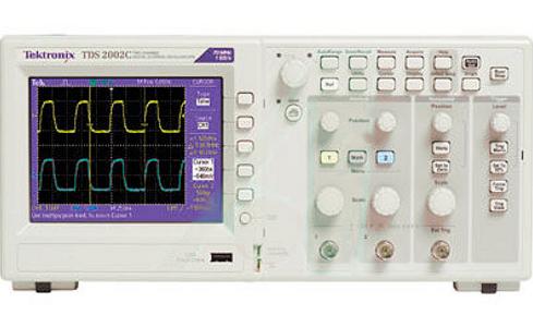 Máy hiện sóng số Tektronix TDS2001C Tektronix