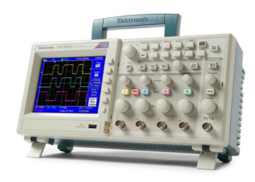 Máy hiện sóng số Tektronix  TDS2014C Tektronix
