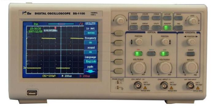 Máy hiện sóng số Uni  DS-1065 UNI
