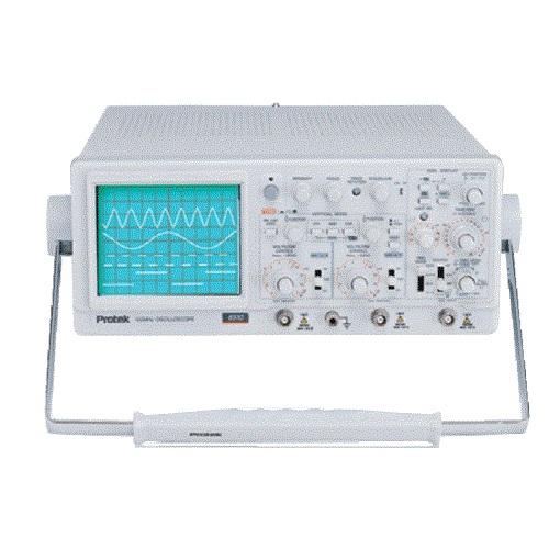 Máy hiện sóng tương tự  Protek 6502A PROTEK-POWER