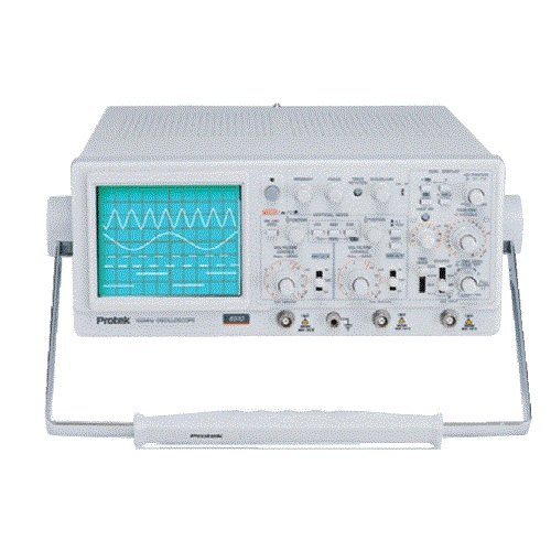 Máy hiện sóng tương tự Protek 6510A Protek 6510A PROTEK-POWER