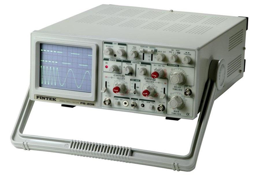 Máy hiện sóng tương tự PS-205 PINTEK