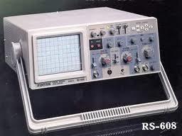 Máy hiện sóng tương tự RS-608 PINTEK