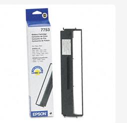 Mực in Ribbon Cartridge Epson LQ 300+II S015506 7753 EPSON