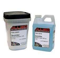 Nhựa đúc mẫu Acrylic 185-10020 Allied