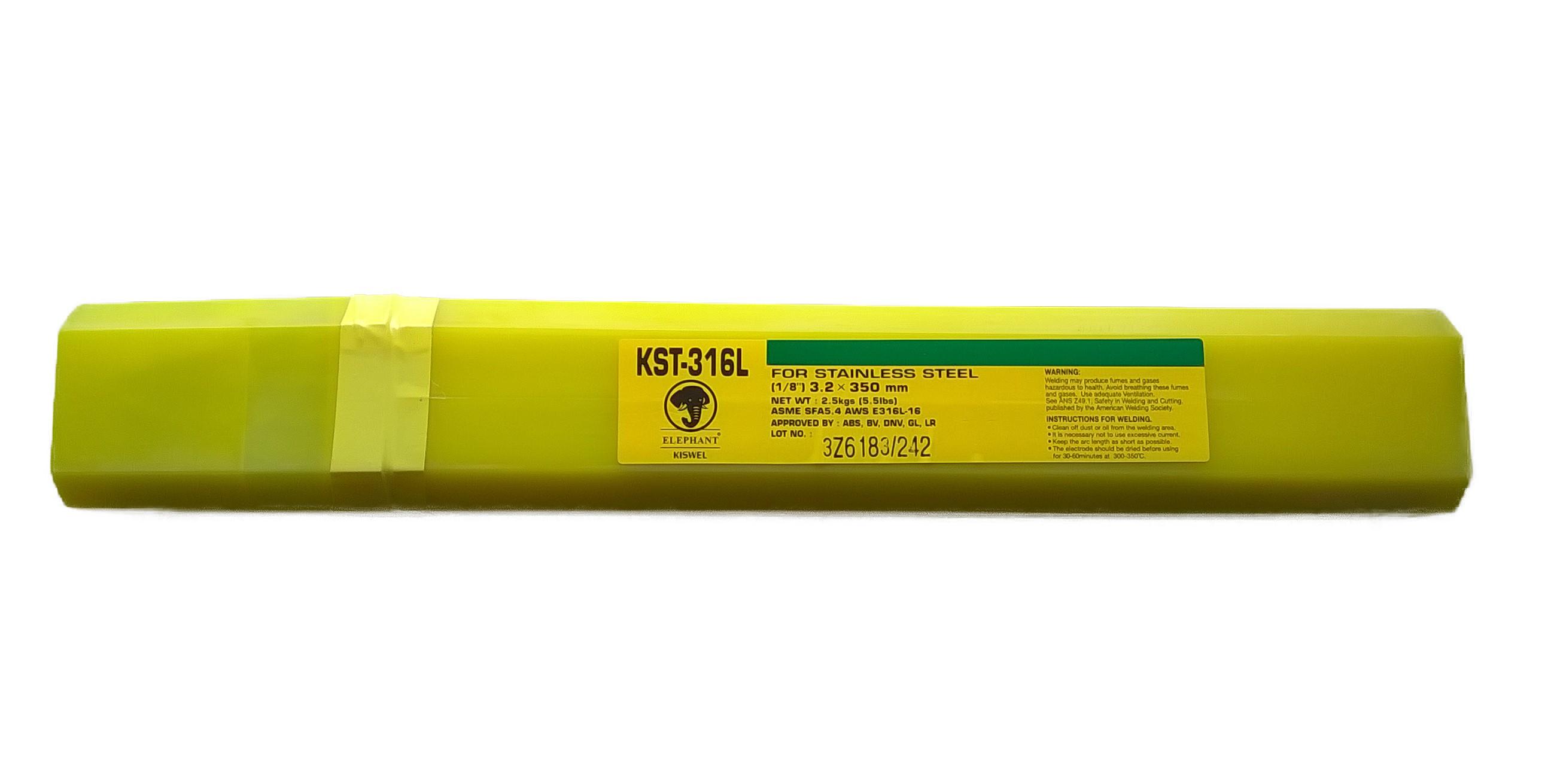 Que hàn 3.2mm KST-316L - 3.2 x 350mm Kiswel