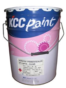 Sơn phủ KCC Epoxy ET5660 Light Grey 7035 EPOXY