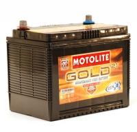 Suzuki - Bình ắc quy Motolite khô Gold  12v45ah Motolite