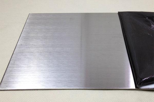 Tấm inox 304 400mm x 1400mm x 1mm TGCN-18718 VietnamSteels