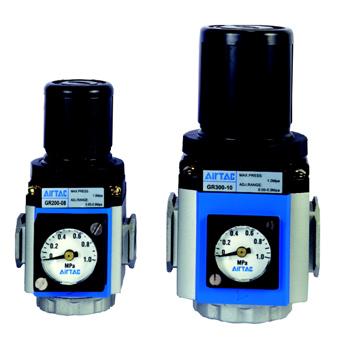 Bộ chỉnh áp khí nén GR300-08-F1 AIRTAC