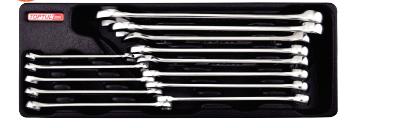 Bộ cờ lê vòng miệng 13 món  GAAT1302 Toptul