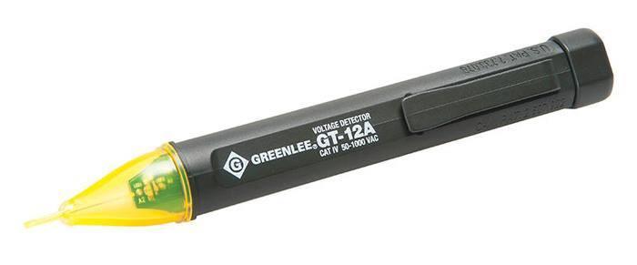 Bút đo điện áp không tiếp xúc GT-12 GREENLEE