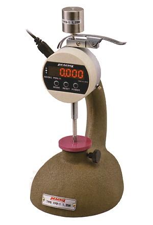 Đồng hồ đo độ dày điện tử 20mm kèm chân đế  FFD-10 PEACOCK