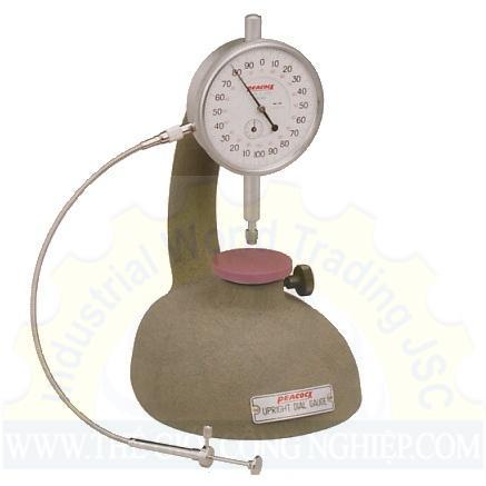 Đồng hồ đo độ dày 2mm kèm chân đế  R1-A PEACOCK