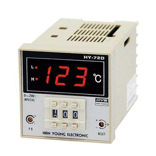Đồng hồ nhiệt độ DX7-PMWNR HANYOUNG