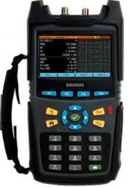 Máy đo tín hiệu truyền hình cáp DS2500Q DEVISER