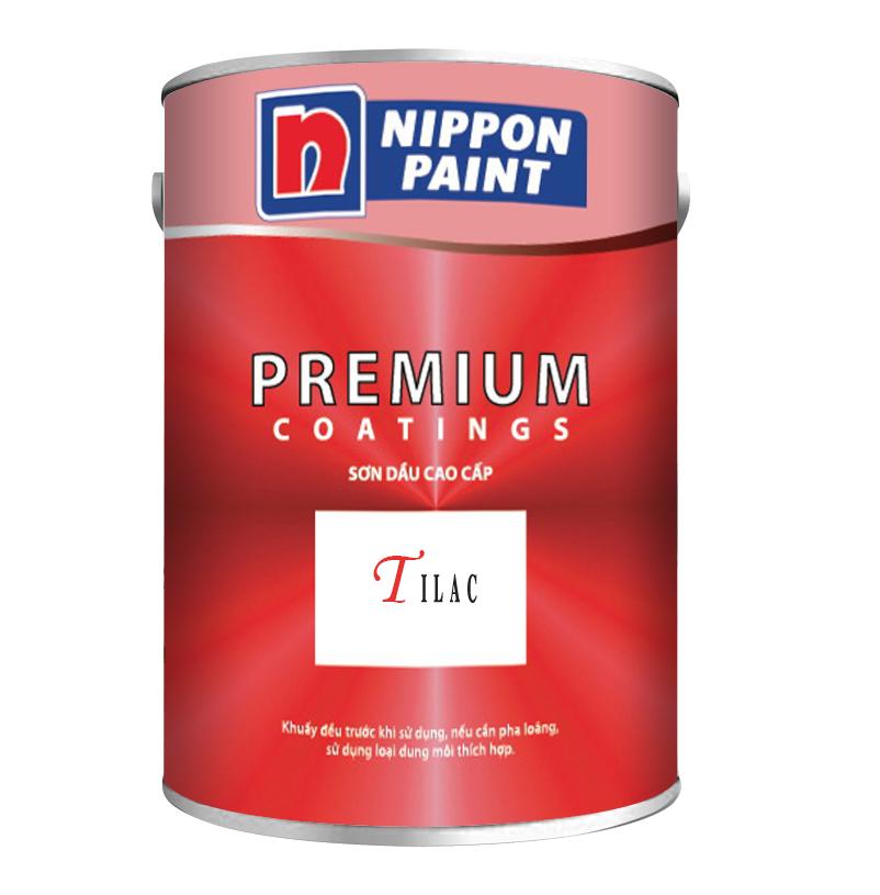 Sơn dầu màu trắng 3L TGCN-20721 NIPPONPAINT