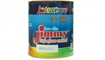 Sơn dầu Jimmy  143 Royal green - 1L JOTONPAINT