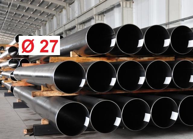 Thép ống đen Phi 27 , Thép ống đen  Ø 27 TOD27176 Vietnam