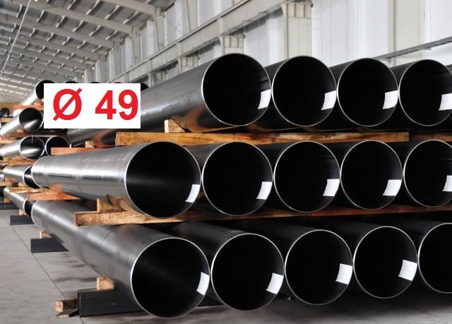 Thép ống đen Phi 49, Thép ống đen  Ø 49 TOD491706 Vietnam