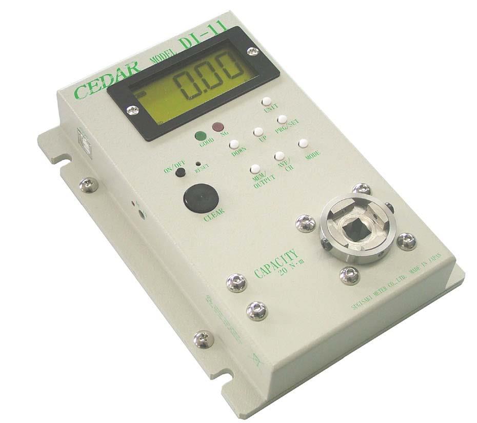 Thiết bị đo lực xoắn DI-11 Cedar