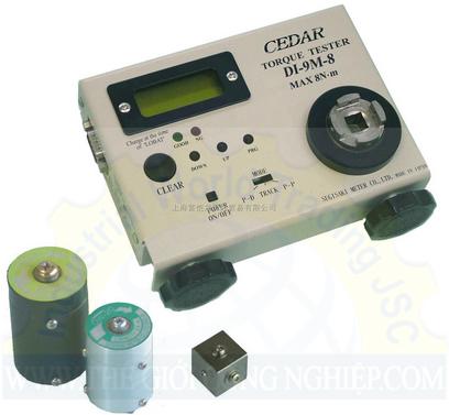 Thiết bị đo lực xoắn siết DI-9M-08 Cedar