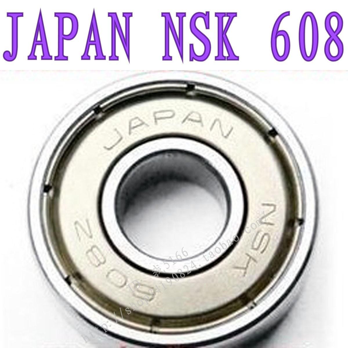 Bạc đạn, vòng bi 608Z NSK