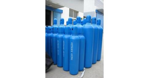 Bình khí Argon 14 lít (nạp 8 kg) VietnamFuel
