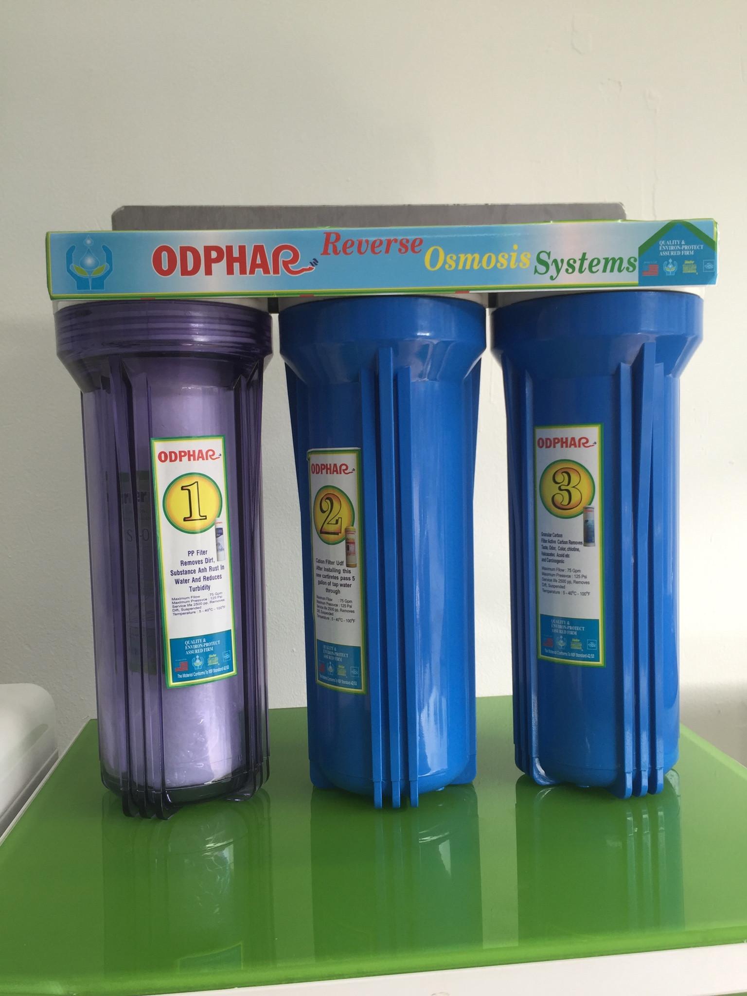 Bộ lọc nước TGCN-22975 ODPHAR