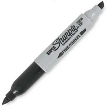 Bút lông 2 đầu  TGCN-21236 SHARPIE