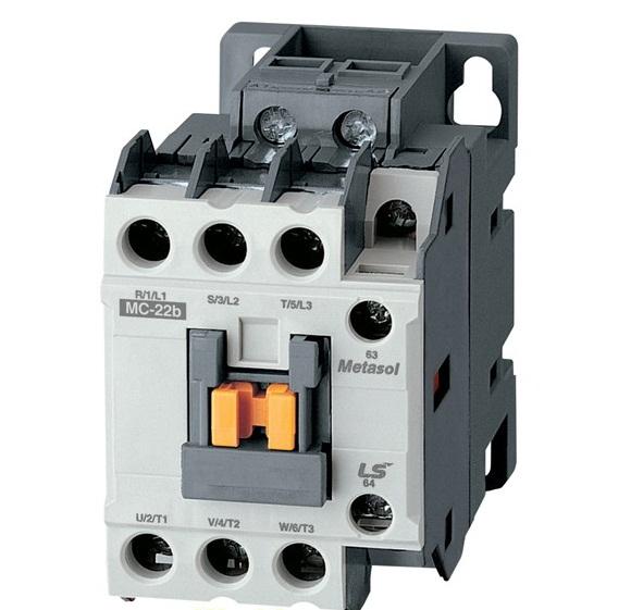Khởi động từ 22A-220V MC 22B 220V LS
