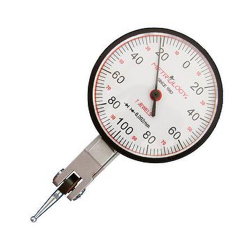 Đồng hồ so cơ 0-0.8mm LD-9002L Metrology