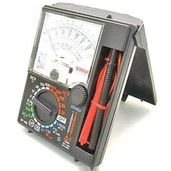 Đồng hồ vạn năng chỉ thị kim SP-18D-026 Sanwa