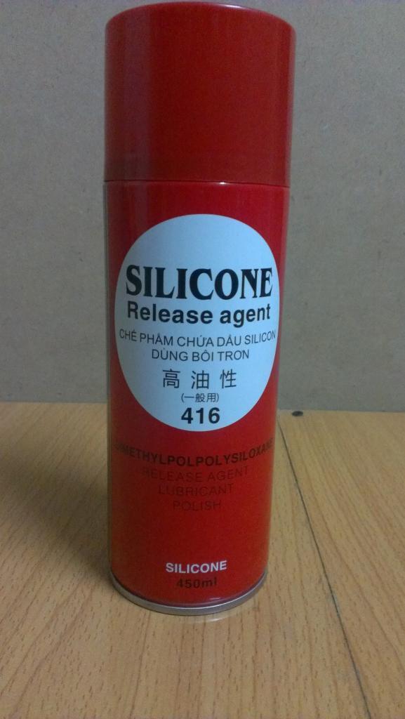Dung dịch chống dính khuôn silicone 416 China