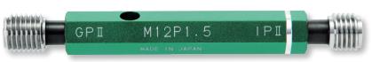 Dưỡng kiểm ren dạng trụ M10 x 1.25 GPIP II SK
