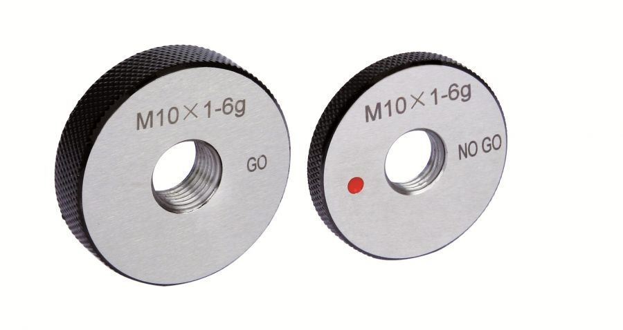 Dưỡng kiểm ren dạng vòng ISO thread ring gauge M11x1.0 GRNR 6G JPG