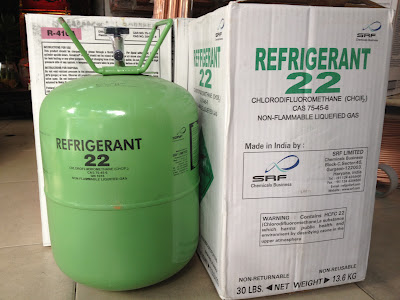 Gas lạnh Freon  R22 13.6kg CHEMOURS