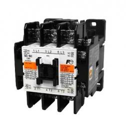 Khởi động từ 40A-220V,  2NO+2NC  SC-N2 (220V) Fuji-Electric