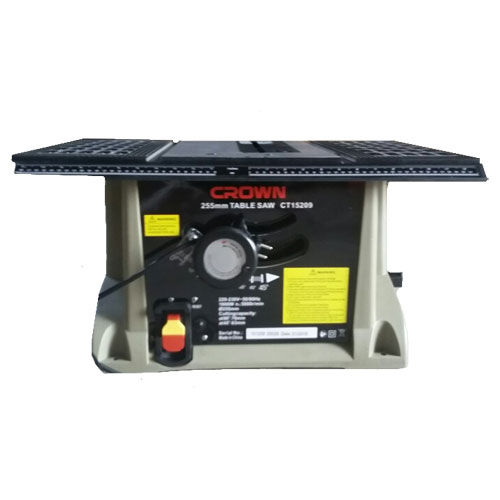 Máy cưa gỗ bàn CT15209 CROWN