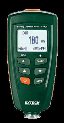 Máy đo độ dày lớp phủ CG204 Extech