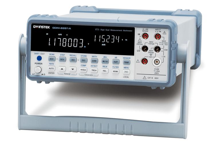 Máy đo vạn năng GDM-8261 GWinstek