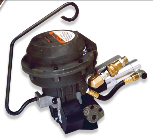 Máy đóng đai thép 3 trong 1 dùng khí nén PRHM SIGNODE