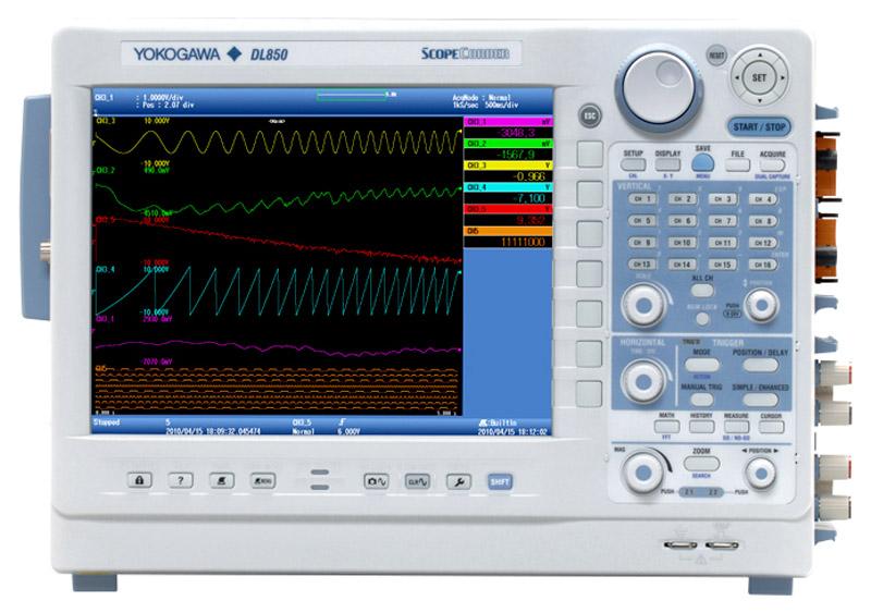 Máy hiện sóng DL850 Yokogawa