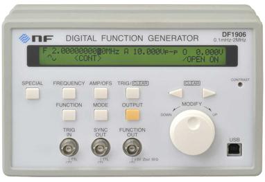 Máy phát điện DF-1906 NF