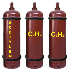 Nạp khí C2H2  TGCN-21428 VietnamFuel