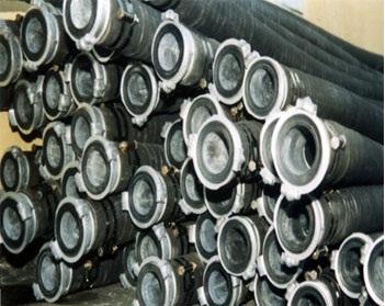 Ống dẻo cao su 2 đầu côn ren trong Ø17  x 2000mm  TGCN- 21163 VietnamMaterials