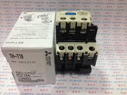 Relay nhiệt 11A TH-T18 11A Mitsubishi