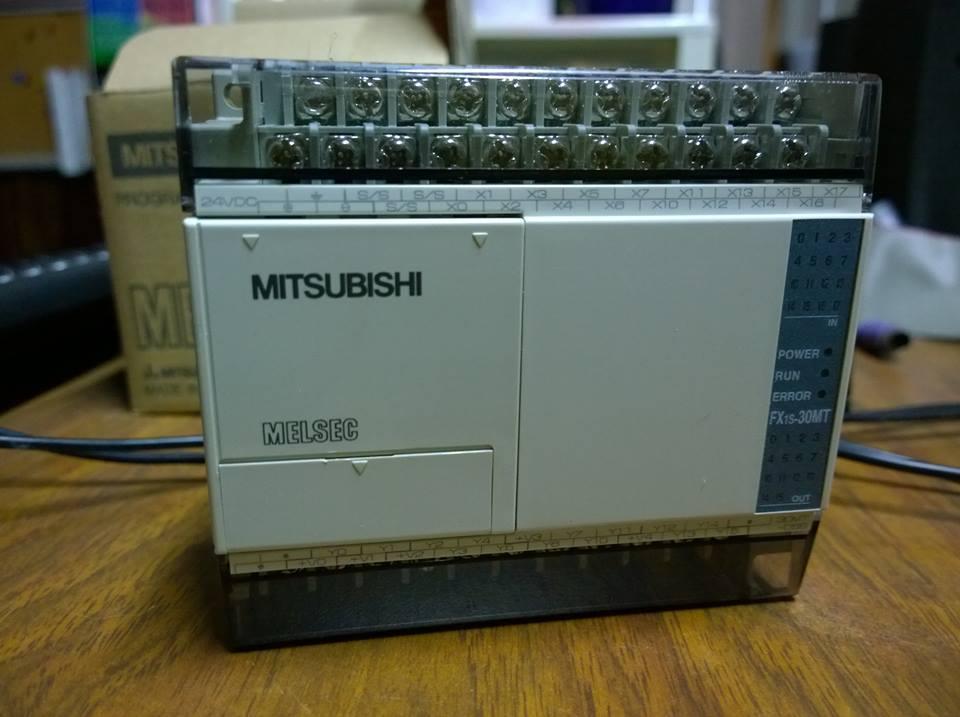 Thiết bị điều khiển lập trình  FX1S-30MT-DSS Mitsubishi
